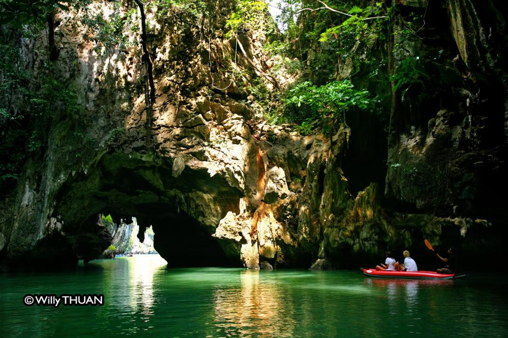Phang Nga Bay Kayaking