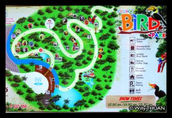 phuket-bird-park-map