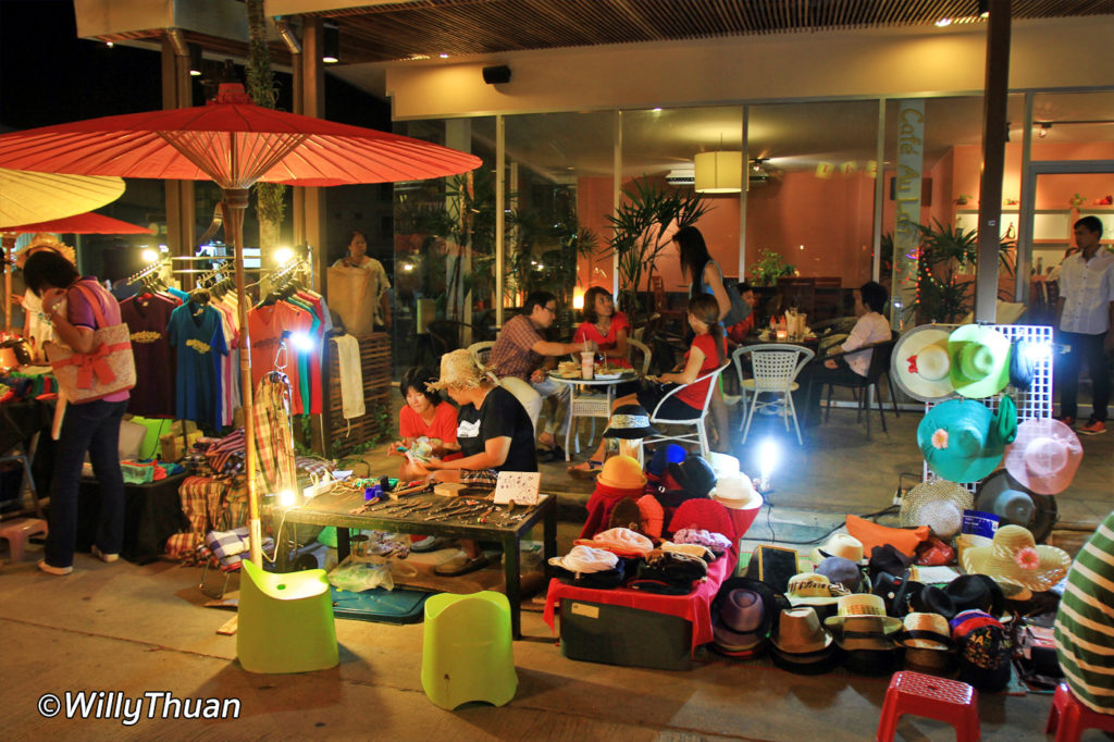 Indy Market in Phuket Town