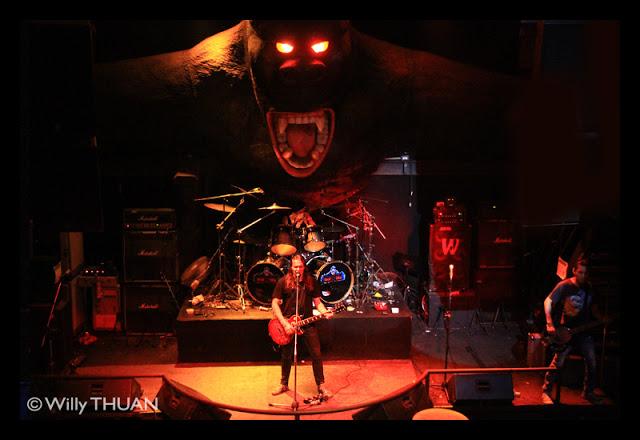 Rock City Patong or Margarita Live Band?