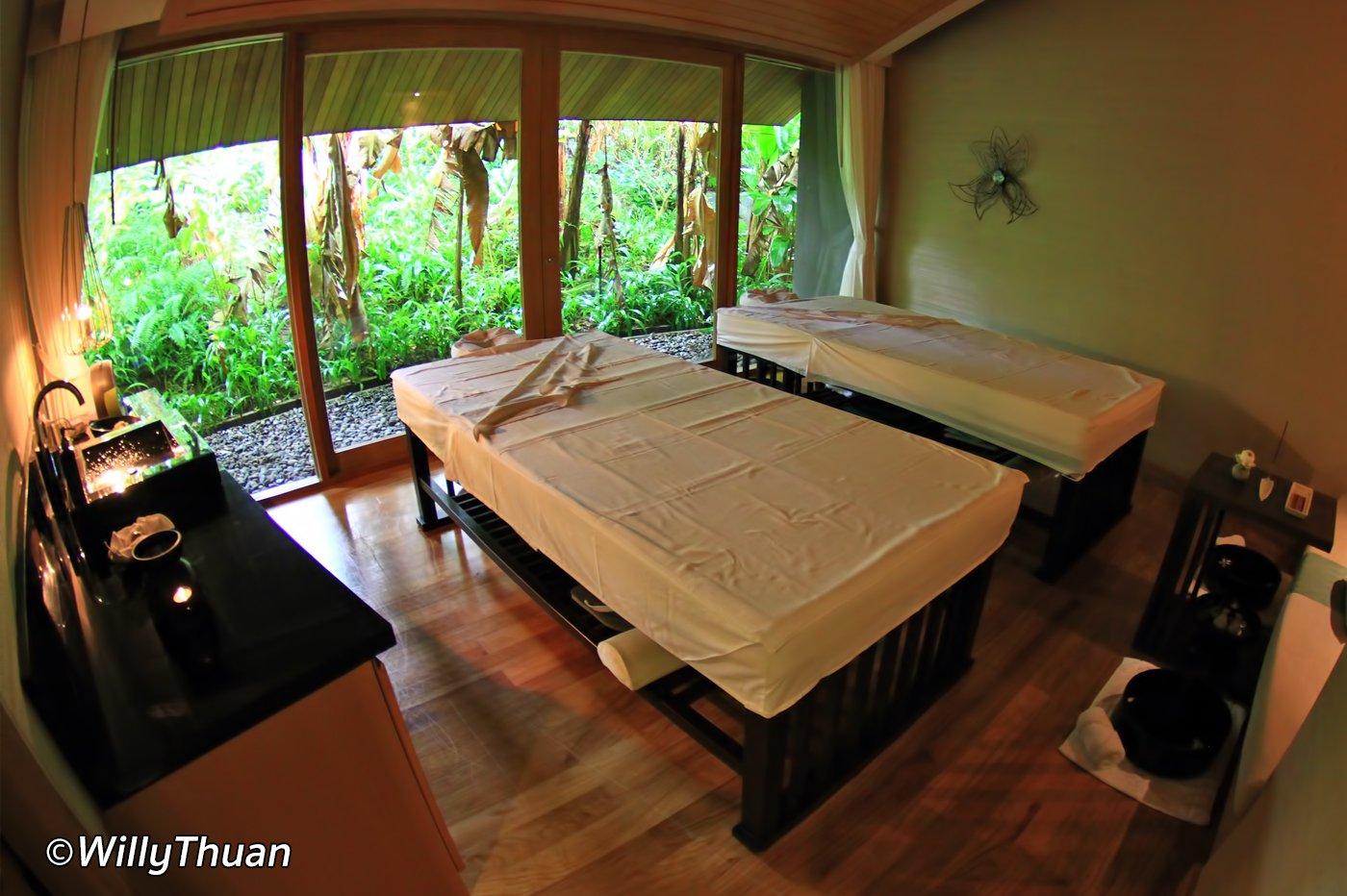 Phuket Spas, Massages and Foot Massages
