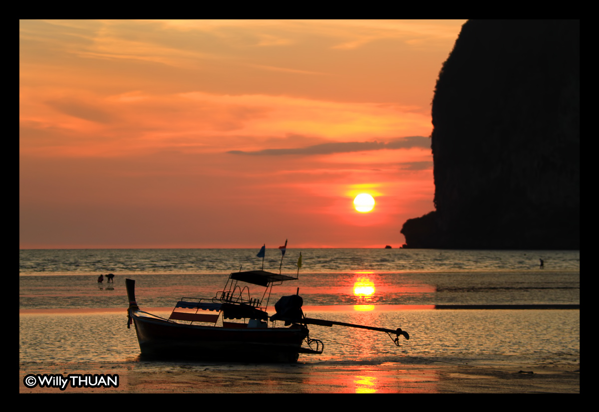 Phuket Sunset Photos