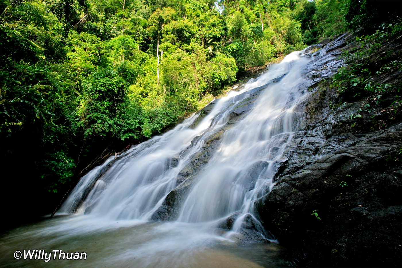 Where To Find The Waterfalls In Phuket