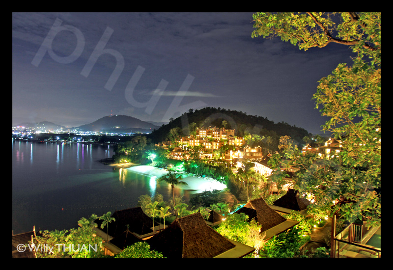 phuket-westin-night-view