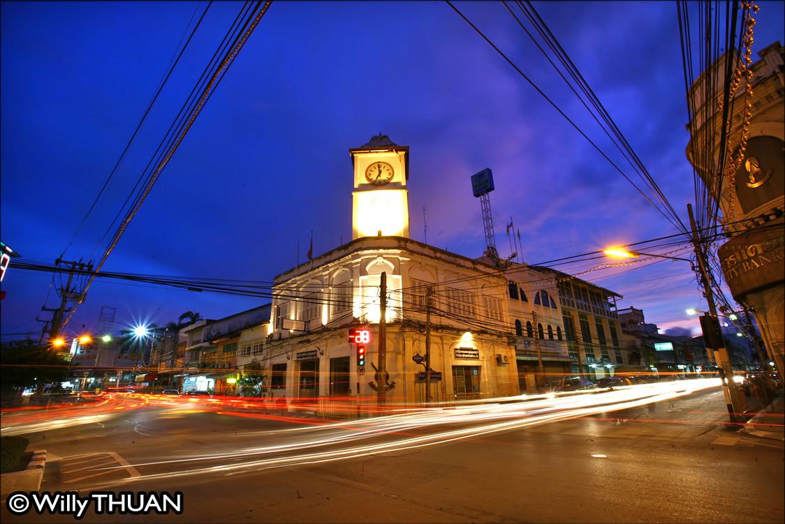 La Vieille Ville de Phuket