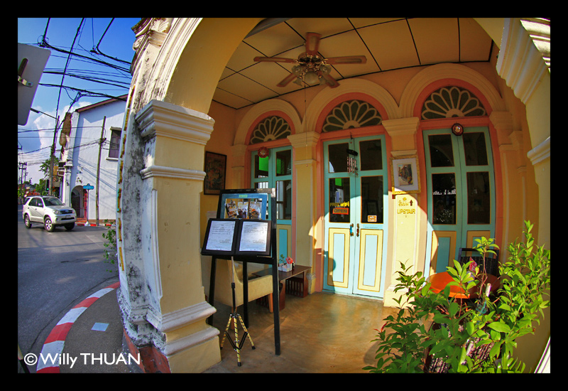 Pirrera Cafe in Phuket Town