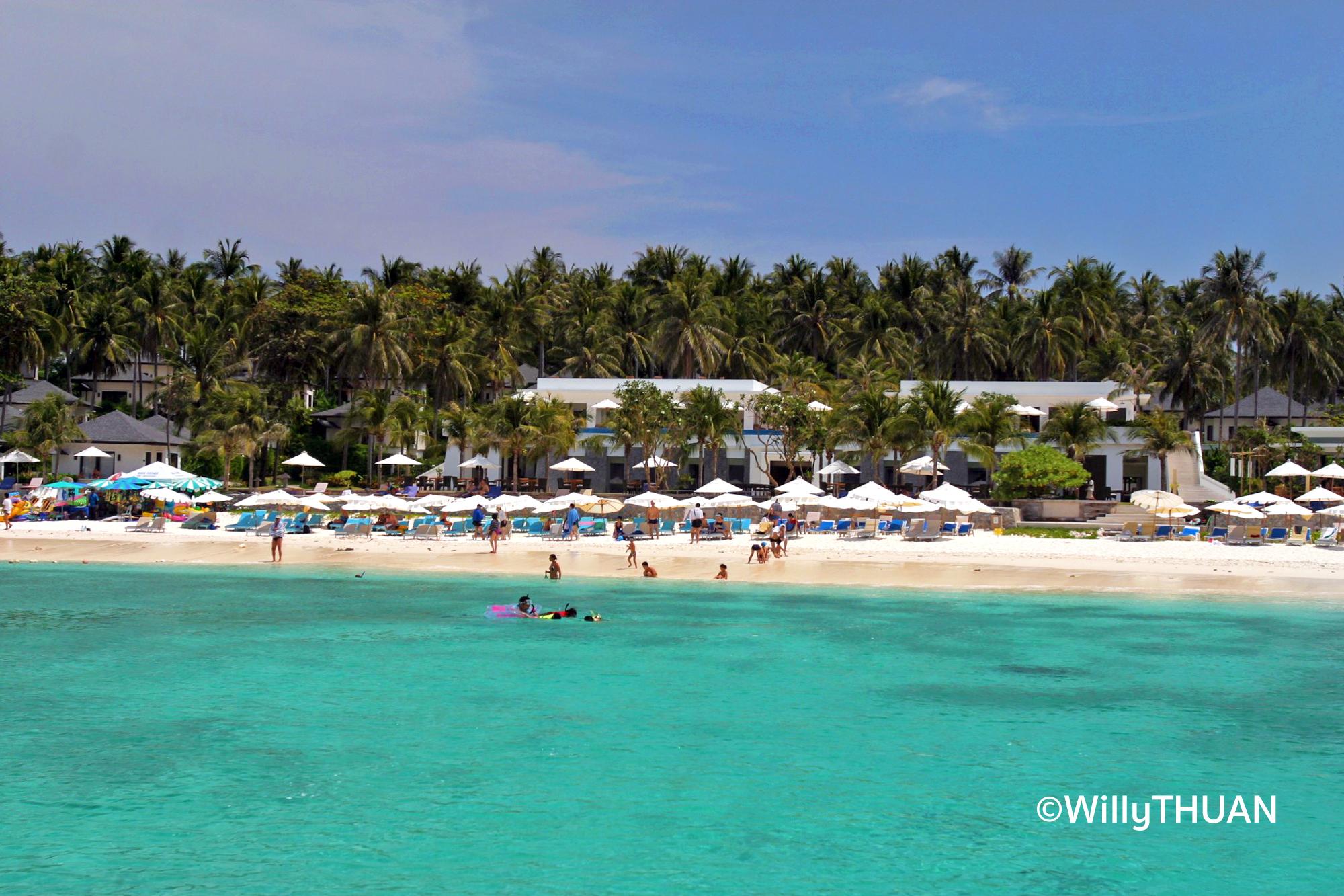 Racha Island and The Racha Resort