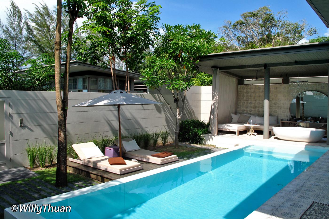 Sala Phuket Resort on Mai Khao Beach