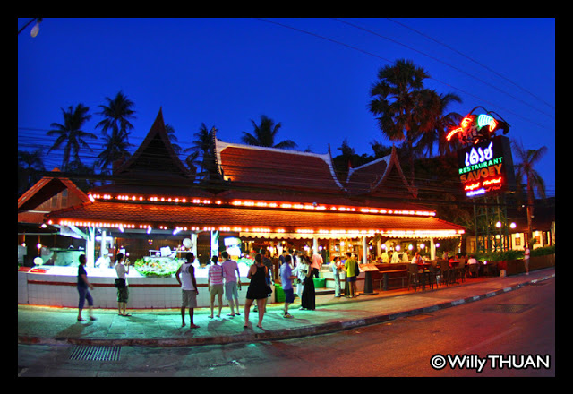 Savoey Seafood In Patong