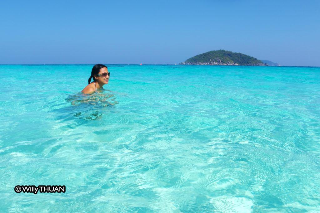 Similans Islands