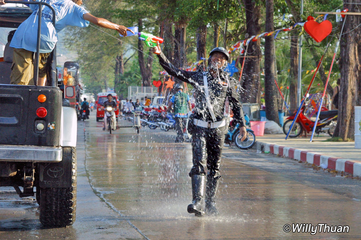 Songkran 2016 in Phuket