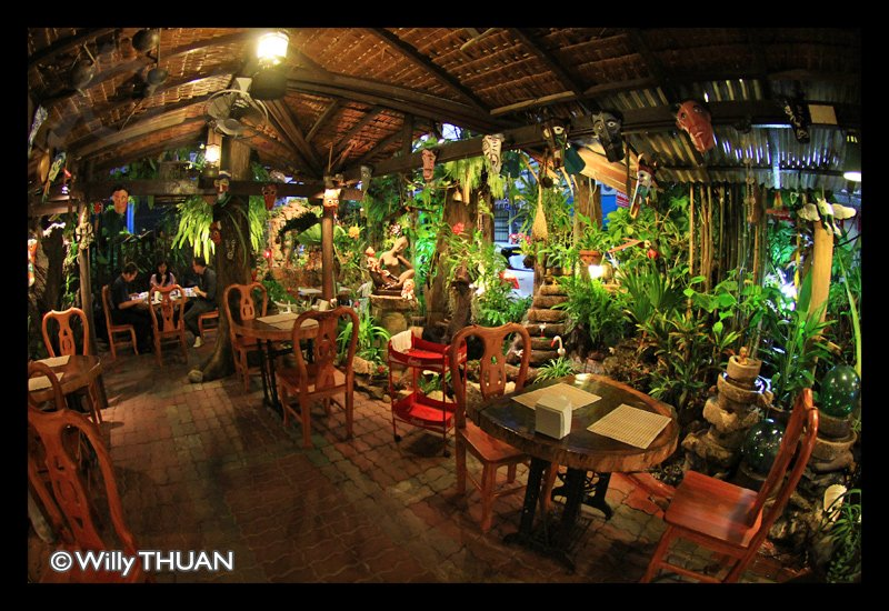 Tamachart Restaurant (Natural Restaurant) in Phuket Town