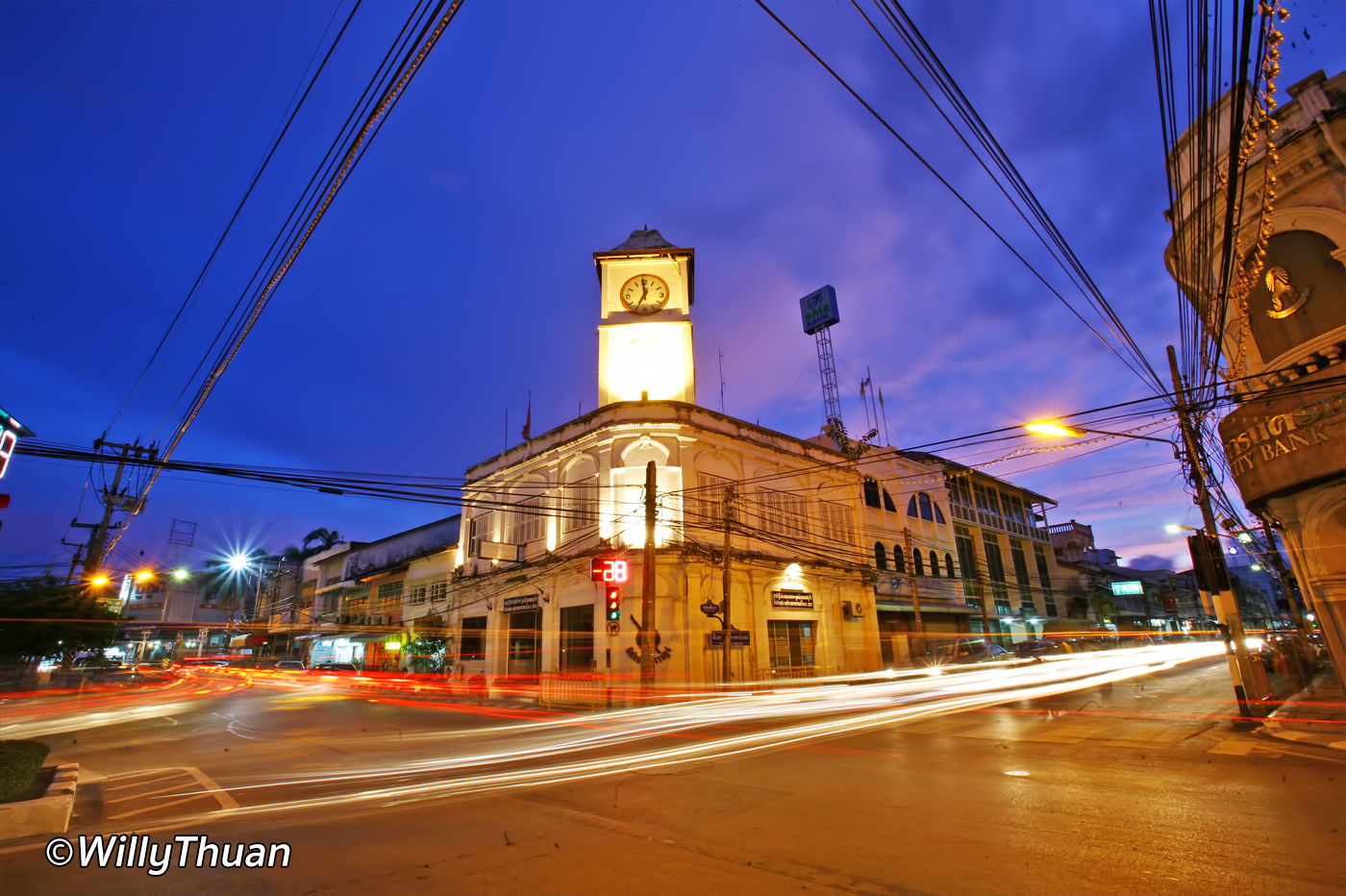 Phuket Town - A Walking Guide to Old Phuket Streets ...