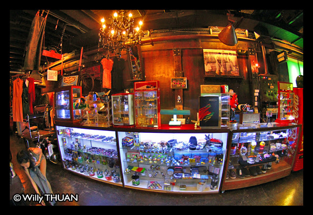 The Mine Bar in Phuket Town