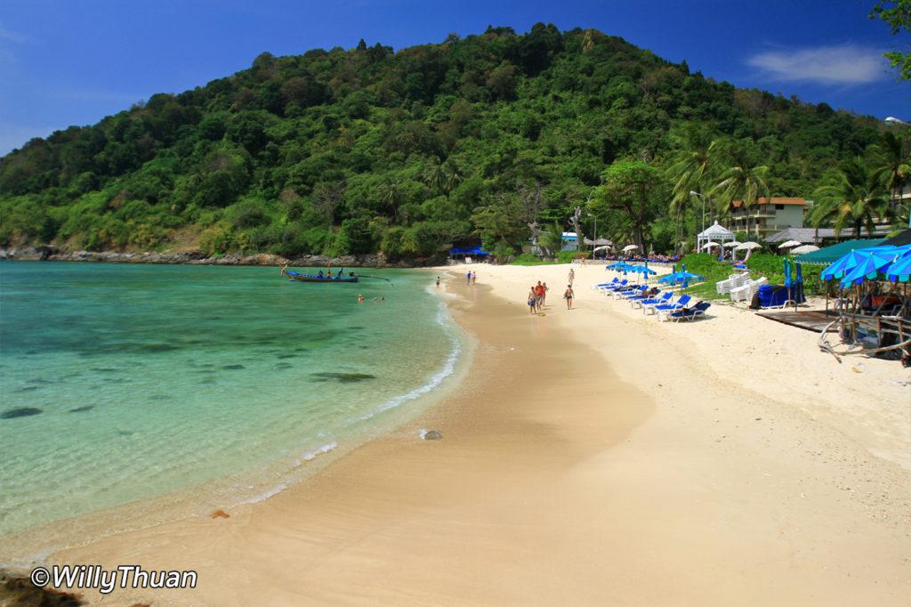 Merlin Beach near Patong in Phuket