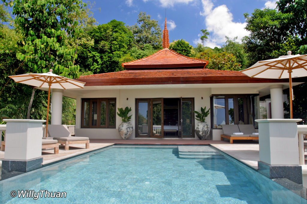 Romantic Villas in Phuket