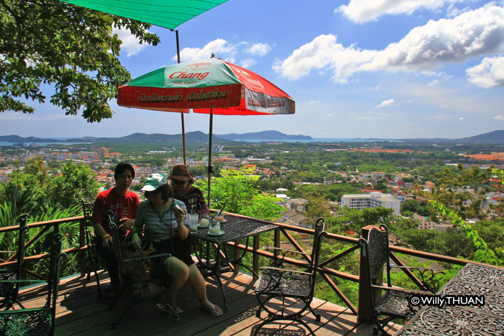 View from Tunk Ka Cafe Terrace