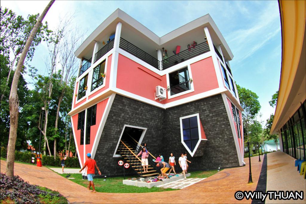 Phuket Upside Down House