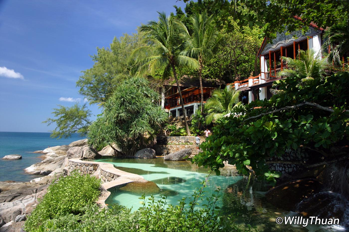 Mom Tri''s Villa Royale in Phuket