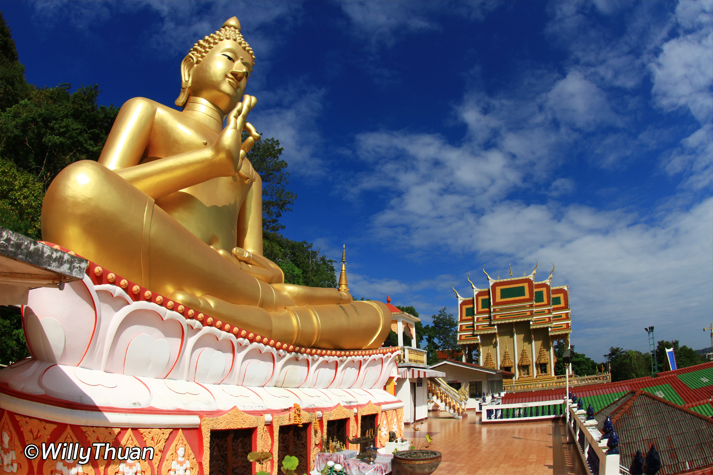 Phuket Temples – A List of Most Temples of Phuket