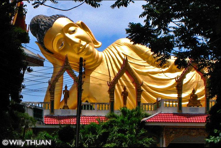 Wat Sri Sunthon or Wat Srisoonthorn – Phuket Temples