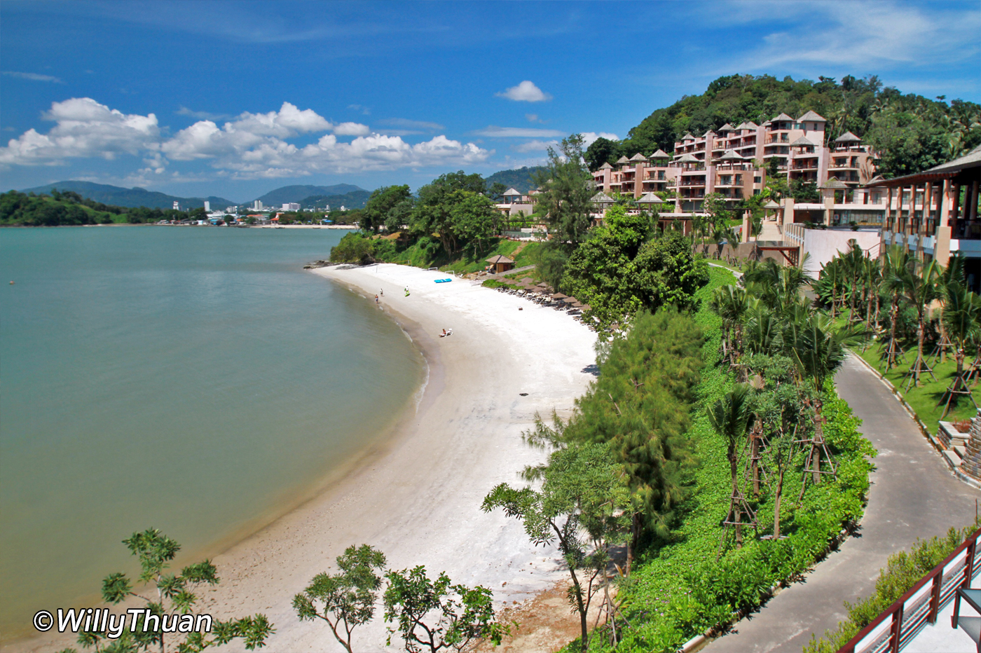Westin Siray Bay Resort Phuket – Koh Sirey